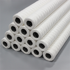 Skimmed Cotton wire Winding filter series